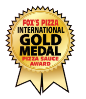 Winner Best Pizza Sauce and Cheese
