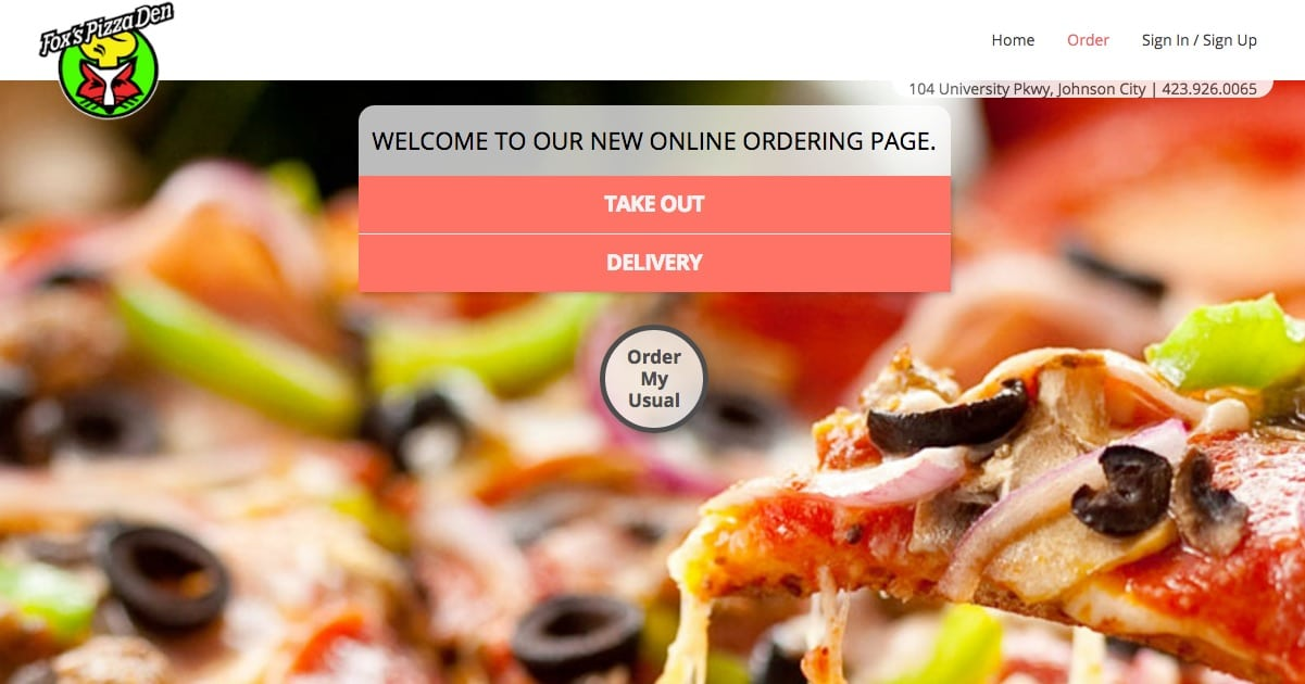how to get free pizza online 2016